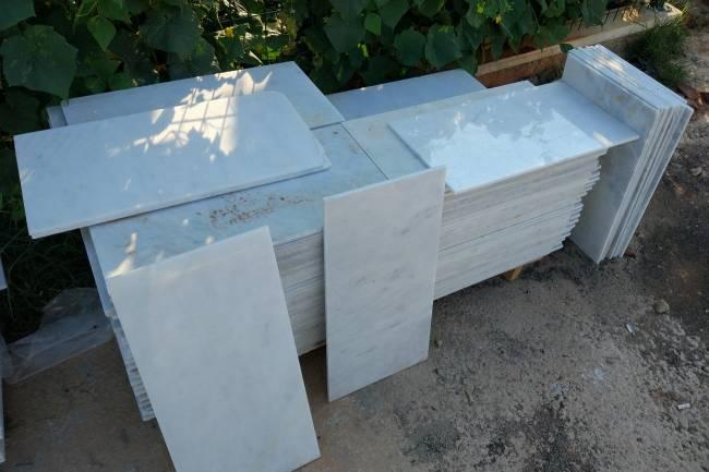 muğla beyaz mermer 30x60 fayans