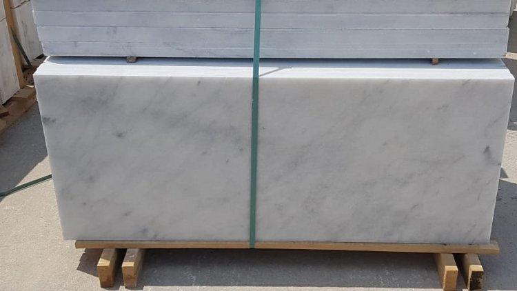 Muğla Beyaz Mermer 4x50x120