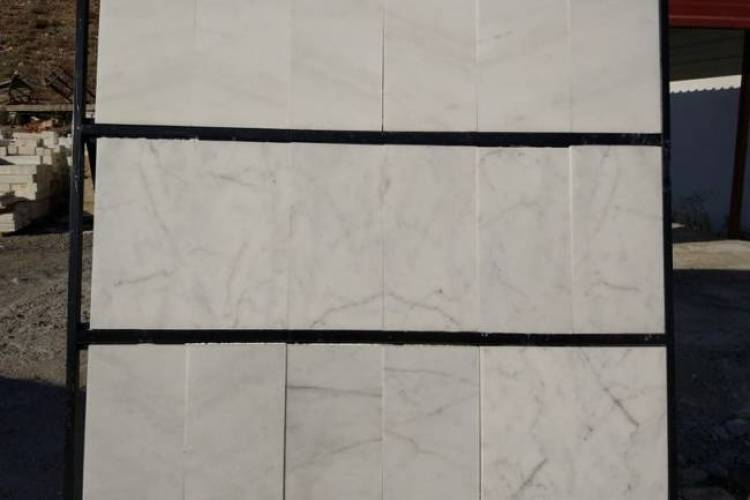 blanco ibiza marble - mugla white marble