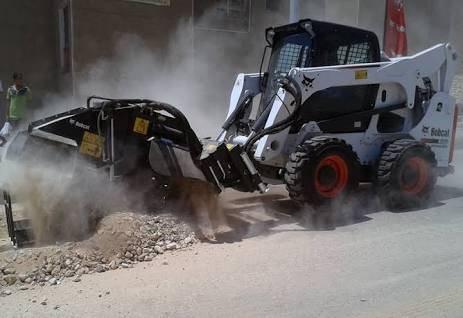 İzmir kiralık bobcat, trencher, ditch witch