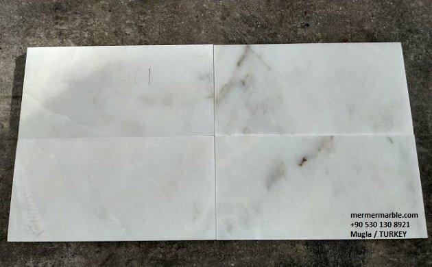 Marbre blanc Mugla