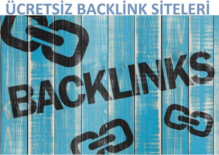 Ücretsiz Backlink Alabileceğiniz Siteler 2019