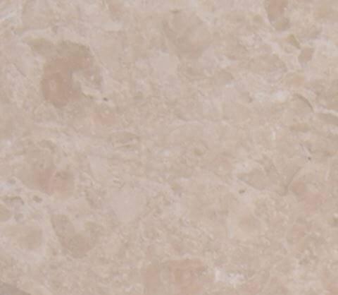 Plato Cream mármol mediano concha