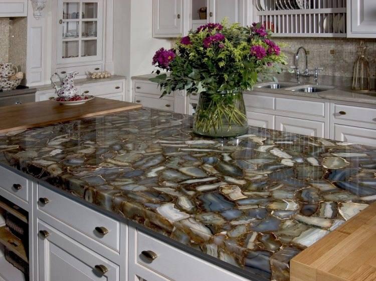 mutfak tezgahı için hangi taşı kullanmalıyım?