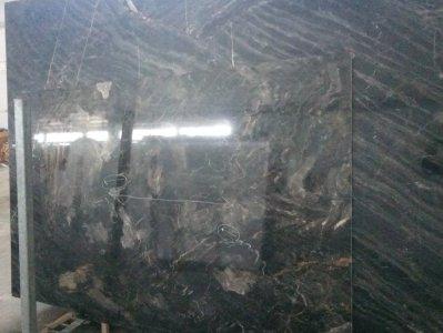 Siyah Mermer 2 cm Plaka