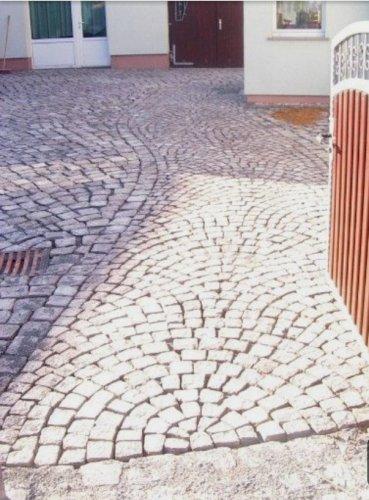 Villa peyzaj granit küptaş ekibi Balıkesir