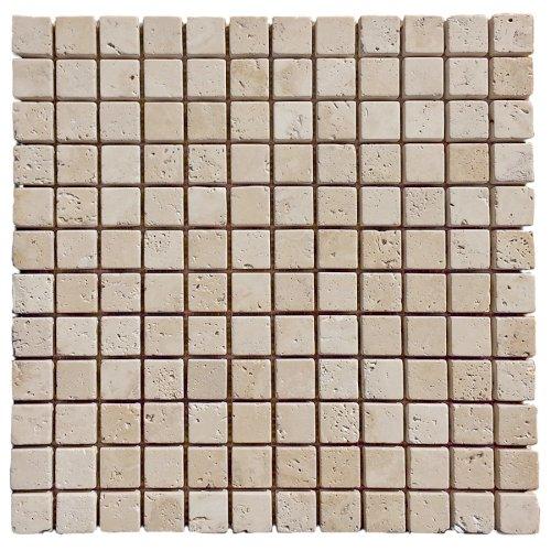 1x2.3x2.3 Traverten Eskitme Mozaik