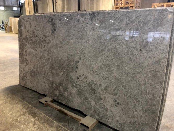 Tundra Grey Marble 2cm Slab